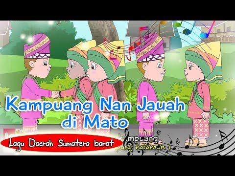 Kampuang Nan Jauah Di Mato | Diva Bernyanyi | Lagu Daerah | Lagu Anak Channel