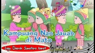 Kampuang Nan Jauah Di Mato | Diva Bernyanyi | Lagu Daerah | Lagu Anak Channel - Stafaband