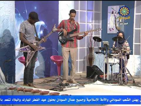 AL LORY ~ TANOOR Band ~ Sudan TV