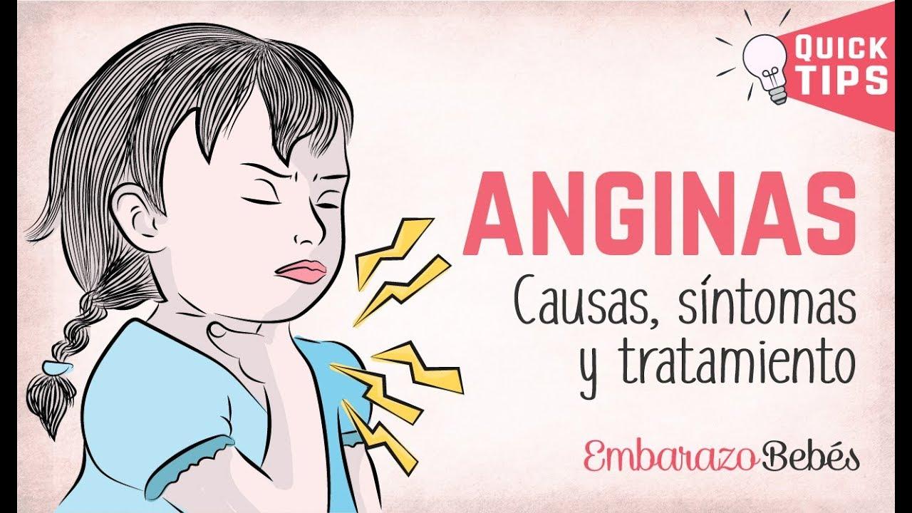 Caseros embarazo remedios en las el para anginas