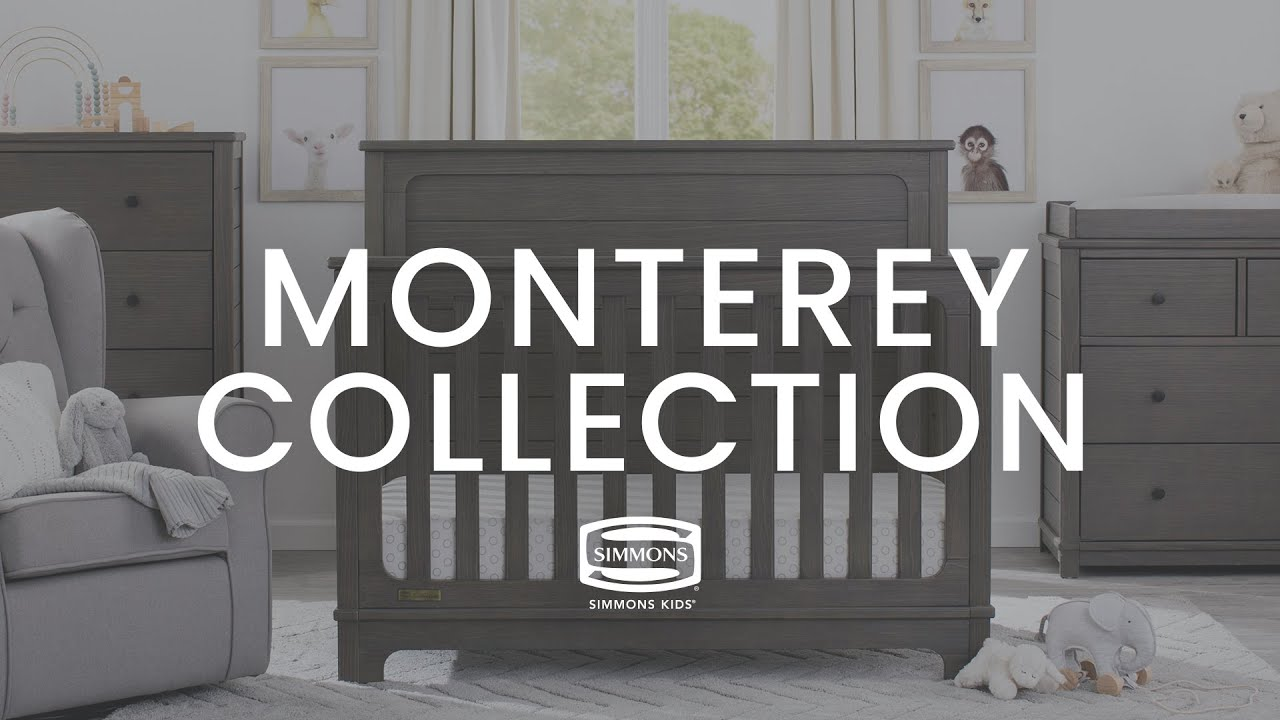 Monterey 4 Drawer Dresser With Changing