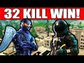 INSANE 32 KILL DUOS WIN w/ FaZe Blaze!! (Fortnite Battle Royale Gameplay)