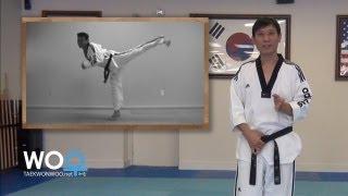 Taekwondo training tips: Improve timing and speed on back kick (taekwonwoo.net)
