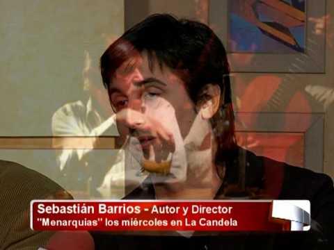 Menarquias escrita y dirigida por Sebastián Barrio...