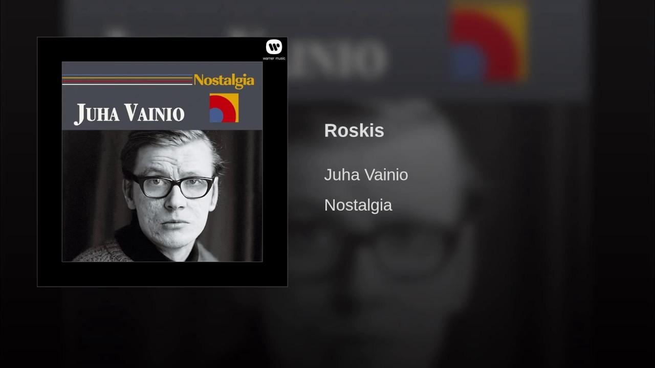 Youtube Juha Vainio
