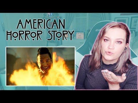 "American Horror Story: Apocalypse Season 8 Episode 7 ""Traitor"" REACTION!"