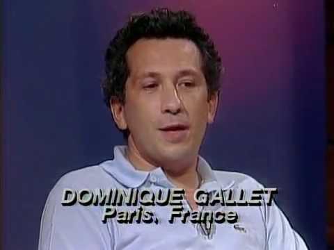 Dominique Gallet et Mona Makki en Louisiane (1987)