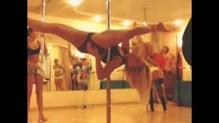 уроки стрип видео - Школа танцев Pole Dance Queen - Шумкова Александра