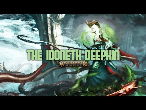 Who Are The Idoneth Deepkin? | Age Of Sigmar | Fiction | Lore