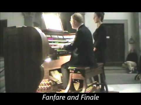 La Verna Organ Festival: John Scott Plays Marco Lo Muscio: