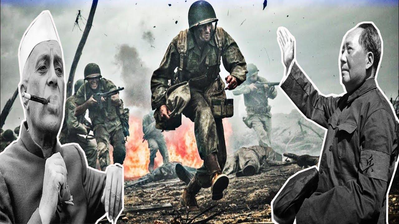 साल 1962 के युद्ध में चीन से क्यों हारा था भारत ? वजह चौंकने वाला है