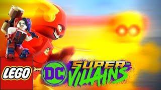 REVERSE FLASH! LEGO DC SUPER-VILLAINS Gameplay Walkthrough Ep.3
