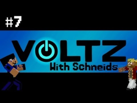 Voltz with Schneids1001 -Episode 7- Rescue Mission and Major Mining