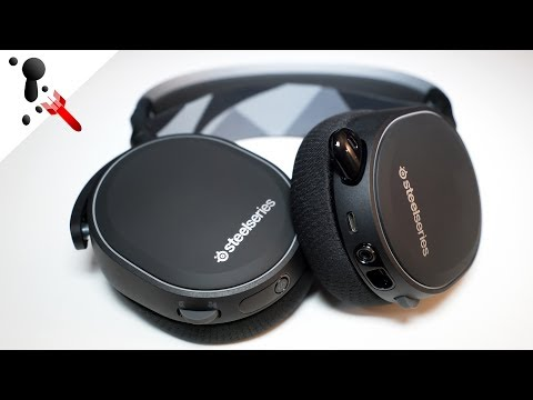 SteelSeries Arctis 7 Review (VS Siberia 800)