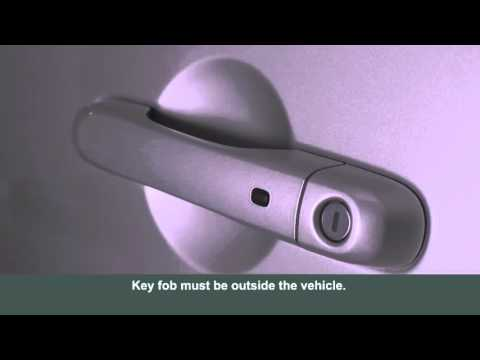 2016 Jeep Renegade Key Fob Youtube
