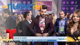 Adrián Di Monte habla sobre su presente y su futuro | Un Nuevo Día | Telemundo