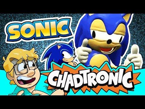 Weird Sonic Commercials