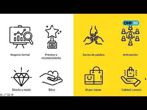 DNF20 | La Enseñanza del Emprendimiento Social en Latinoamérica | Daniela Bolivar