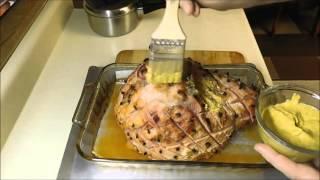 Baked City Ham Heinz 57 Youtube