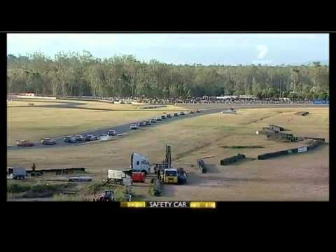 V8 2011 Event 8 (Ipswich) Race 17 Highlights