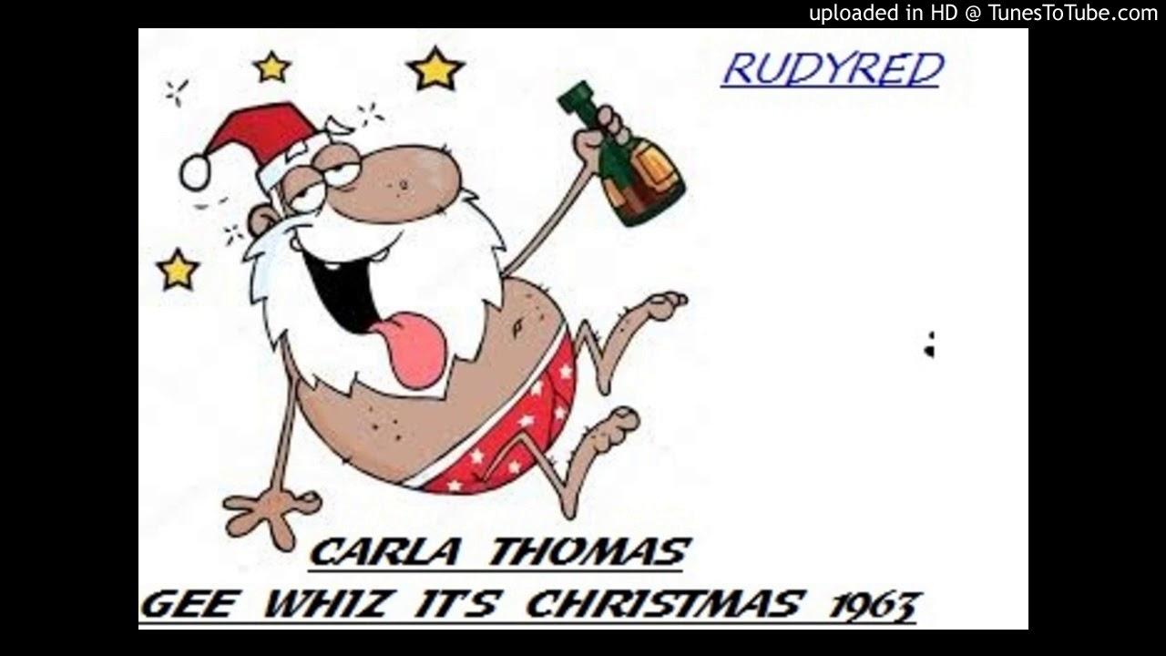 carla thomas gee whiz its christmas
