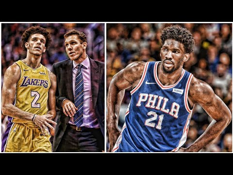 JOEL EMBIID HAS FINALLY BEEN UNLEASHED! | LONZO BALLS STRUGGLES GET WORSE!