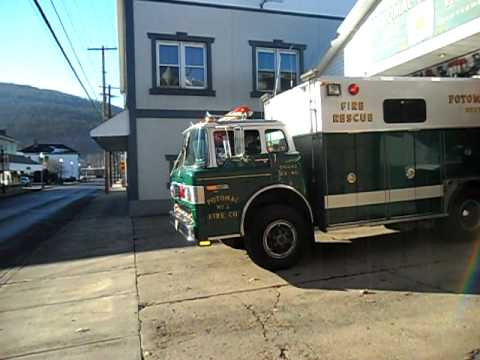Potomac Fire Company 2, Westernport, MD