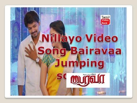 Nillayo Video Song Bairavaa Jumping scenes...