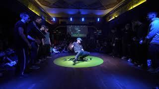Eudezet Skillz reprezentowała Polskę w Rep Your Crew podczas The Legits Blast Winter Edition
