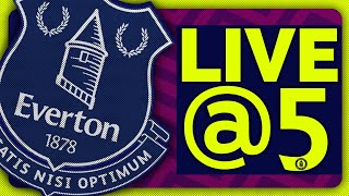 Everton Live @ Five thumbnail