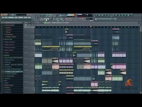Bom Diggy EDM Mix FL Studio   Free FLP Project   DJ Avinash Mishra