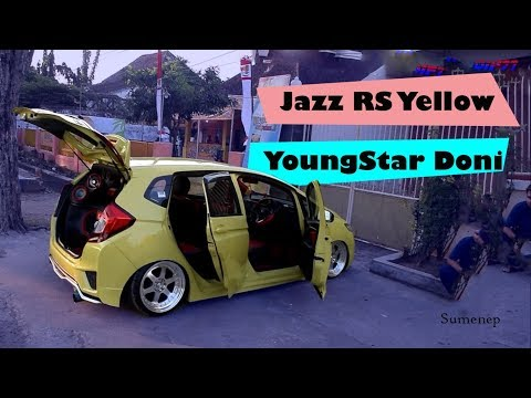 Jazz RS Yellow   YoungStar   Doni