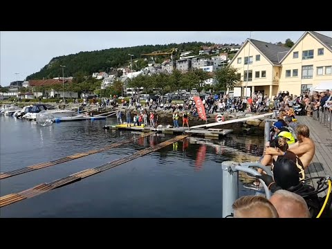 Festival Ulsteinvik trebåt