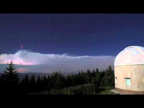 ESOcast 81: Red Sprites