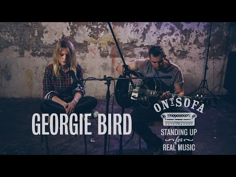 Georgie Bird - Scars (James Bay Cover) | Ont' Sofa Live at Jaguar Shoes