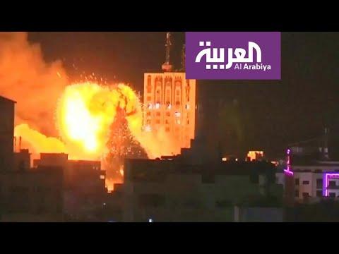 عودة القصف المتبادل بين إسرائيل وحركة الجهاد  - نشر قبل 10 ساعة