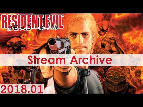 [Livestream Archive] Resident Evil: Dead Aim Widescreen Blindplay