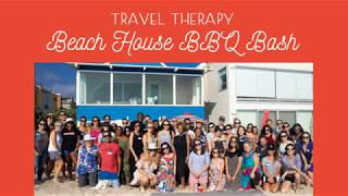Travel Therapist Beach House Party 2019