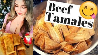 How To Make Mexican Tamales - 10 Easy Steps
