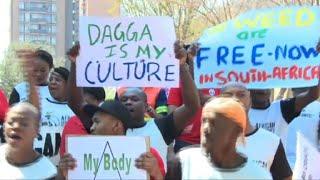 Afrique du Sud: la justice décriminalise l'usage du cannabis thumbnail