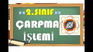 2 Sınıf Matematik Çarpma İşlemi Yardımcı Öğretmen