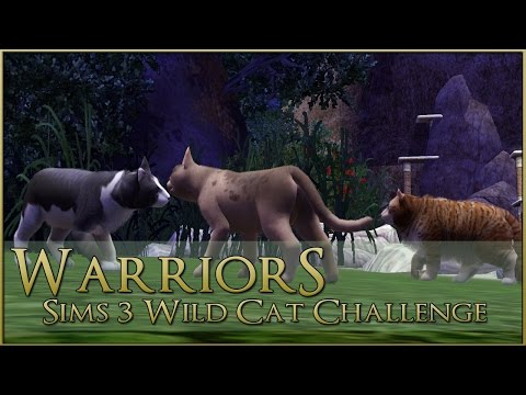 The First Gathering of the Clans 🌿 Warrior Cats Sims 3 Legacy - Episode #33