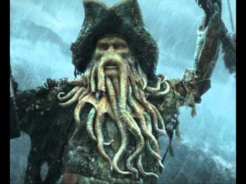 Fluch Der Karibik Davy Jones