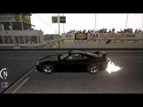 3000+bhp Supra Testing (Assetto Corsa)