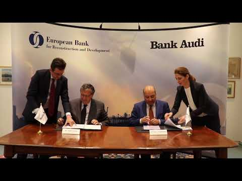 EBRD invests in Bank Audi