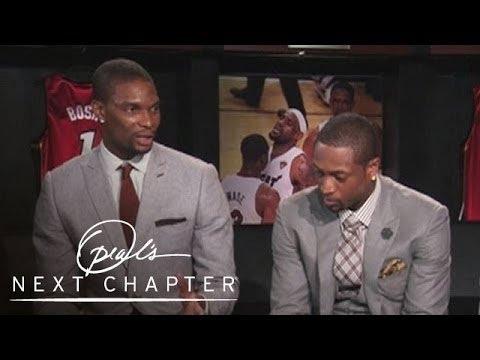 Chris Bosh, LeBron James and Dwyane Wade on Defeat | Oprah's Next Chapter | Oprah Winfrey Network