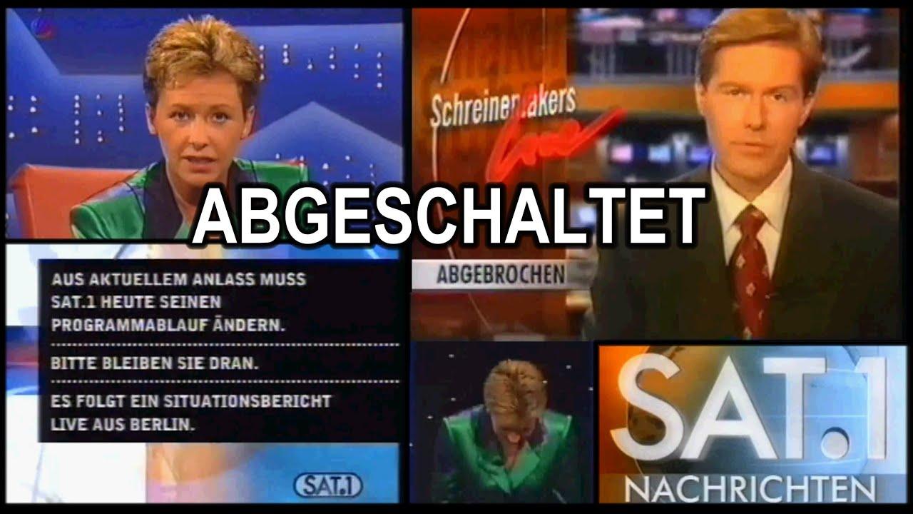 Margarethe Schreinemakers Nackt schreinemakers abgeschaltet 22 08 1996 sat 1 skandal live