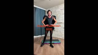 Halloworkout 2020: 3-combo Step with the Black Swan