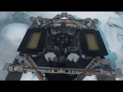 Halo 5 Simplex Remake Walkthrough | Halo 4 Classic Remakes