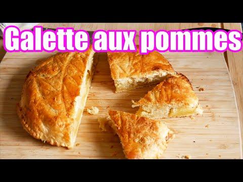 galette-aux-pommes-caramélisées-🍎